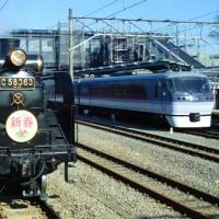 西武秩父駅発 三峰口駅行き臨時SL列車に乗る(埼玉)