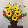 7月に入りました~定期お届けの花たち~
