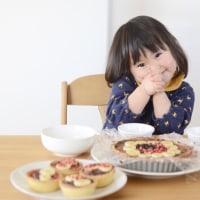 3歳  チョコ職人