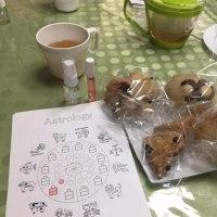 理枝先生の英語レッスンと満月まいさんのおうし座の新月会