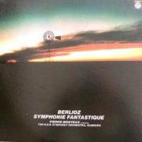 ◇クラシック音楽LP◇ピエール・モントゥー死の年の記念碑的録音 ベルリオーズ:幻想交響曲