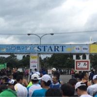 石垣島マラソン、スタートまで