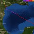 ハリケーン・カーラがテキサスに上陸。