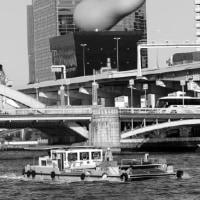 隅田川風景   浅草橋~浅草