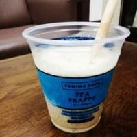 夏のはじまりに爽やかなミルクティーフラッペ!
