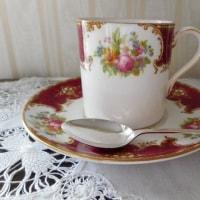 英国スターリングシルバーの可愛いティー(コーヒー)スプーンたち・・・