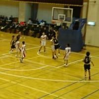 酒田飽海バスケットボール選手権大会 二日目