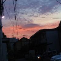 今朝は桜ヶ丘駅東口でご挨拶