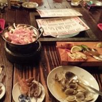 杉さくの肉豆腐鍋