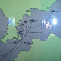 日本の夜明けに貢献 ジョン(中浜)万次郎の痕跡を訪ねて・・・鎖国から開国・・・・(5)