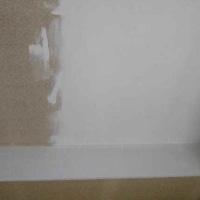 天井塗り塗り♪