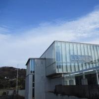神奈川県立美術館葉山館で「上田薫展」「コレクション3展」&「1950年代の日本美術―戦後の出発点」展をみて