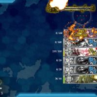 【艦これ】 5-5海域へ