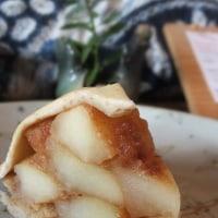 秋の酵母菓子『りんご酵母の寄り道アップルパイ』販売開始します。どうぞ宜しくお願いいたします。