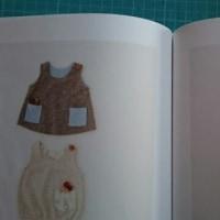 90サイズのジャンパースカートの製図・・・・。 &  明太にしん~♪  &  いただきもの・・・・茶碗蒸し~♪
