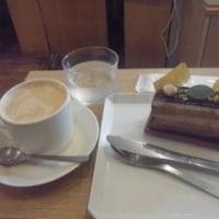 代々木上原→代々木公園でケーキのハシゴ(*^^*)