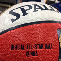 奇跡の再入荷!全世界2017球限定!#SPALDING #NBA #AllStar MONEY BALL #RT希望 #拡散希望 #basketball @NBA @spalding_japan