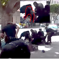 Police Shoot HomeLess Man In Los Angeles March 1 2015