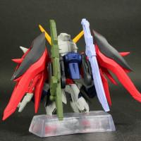 FW GUNDAM CONVERGE SP08 と光の翼セット