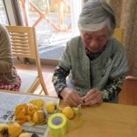 干し柿作り パート2