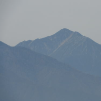 常念岳 2016/10/21