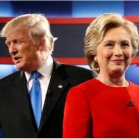 ★【米大統領1回目討論:世論調査】・・・・・先ずクリントン氏が62%、トランプ氏27%にとどまった⇔未だこれから続くがクリントン有利は変わらないだろう!