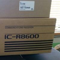 本日IC-R8600が届きました