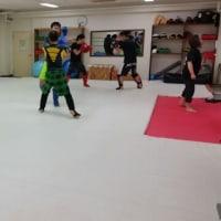 (水)キックボクシング初級