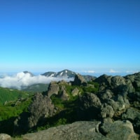 妙高山登山その2