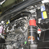 VW GOLF6/GTIの車検前作業、もう少し