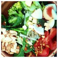 森 盛 野菜