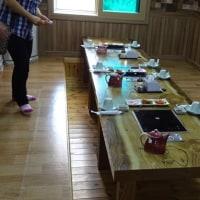 【平昌と言えばそば!お昼は味家宴】韓国旅行④2016/6/21