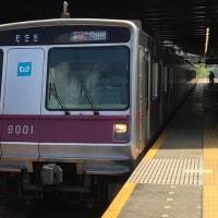本日の撮影報告 2017.6.24 〜東急8500系・東日本旅客鉃道臨時列車の記録〜