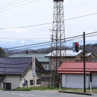 飯綱町牟礼の火の見櫓