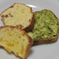 パウンドケーキ3種の感想と反省