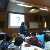 清須市立星の宮小学校 福祉実践教室