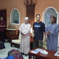 ルブアルハーリー砂漠(1月1日)と砂漠人から海人へ(1月2日)