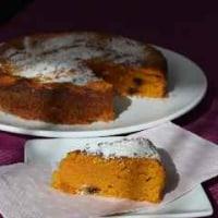 イタリアのキャロットケーキ