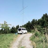 2017年移動運用 (その13) ALL JA コンテスト-1