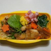 【お弁当】鶏のソルト&ペッパー