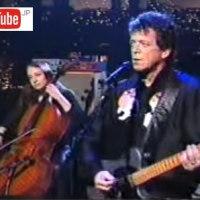 Sunday Morning - Lou Reed Live