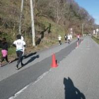 カッパハーフマラソンゴール