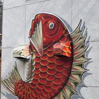 『真鯛らーめん 麺魚(濃厚真鯛らーめん)@錦糸町(南口)』なのだ