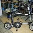 珍しい自転車・・・(^O^)