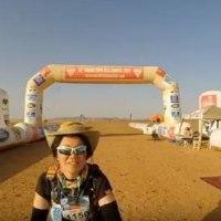 2017サハラマラソン牛君、RENA姐さん完走お祝い会やります