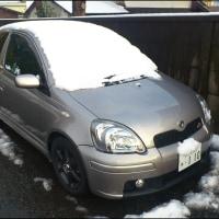 雪とエンジン
