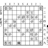 大山将棋研究(474); 四間飛車に棒銀