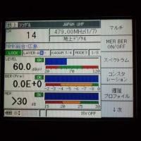 今日2番目は、広島県三次市へ地デジ屋根裏受信状況調査にお伺いしました~(^^♪