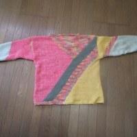 NO.  385    ベトナムカラーの春セーター