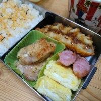 鶏の味噌マヨチー焼き弁当